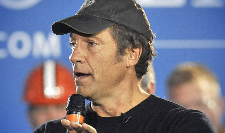 No Mike Rowe did not actually say this.