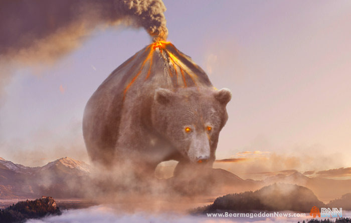 Heightened Volcanic Activity Leads to Rise of Bearcano