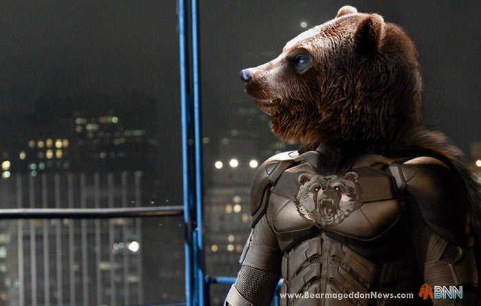 Billionaire Fights Crime as Bear, Never Even Has to Punch Anyone