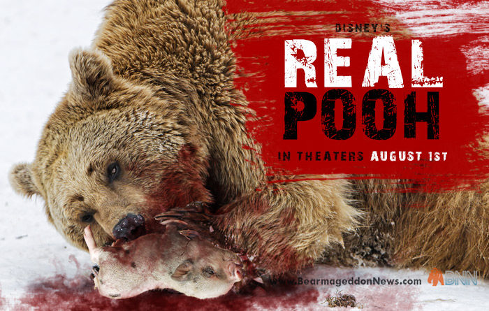 "Disney Announces Next Reboot Will Be ""Real Pooh"""
