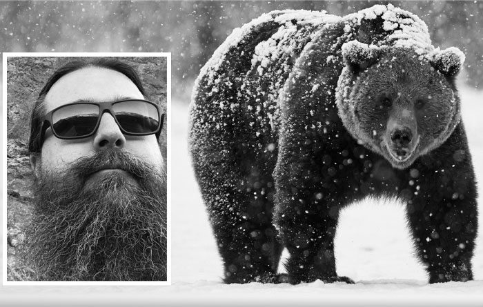 Joe Rogan Interviews 1,600 Pound Alaskan Grizzly Bear